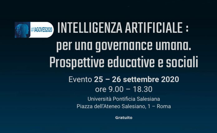 INTELLIGENZA ARTIFICIALE Per una governance umana: Prospettive educative e sociali