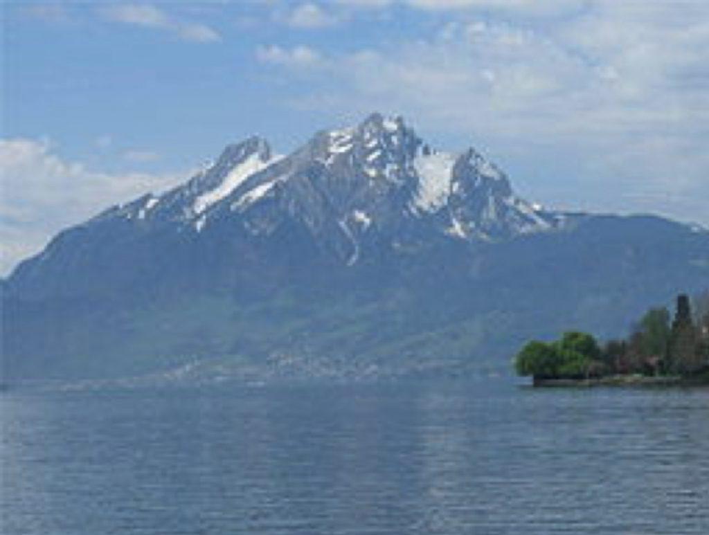 Figura 5 monte Pilatus , 2106 m.s.l.m. (Svizzera)